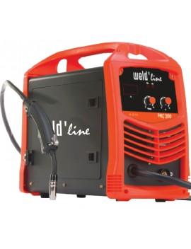 INVERTER WELD'line MIG 200 avec torche