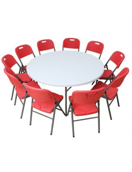 Table ronde de 122 cm BJS