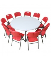 Table ronde Ø 122 cm BJS