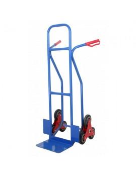 Diable professionnel en acier spécial escalier 250 kg